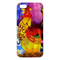 Chinese Zodiac Signs Apple iPhone 5 Premium Hardshell Case