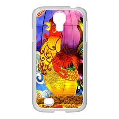 Chinese Zodiac Signs Samsung GALAXY S4 I9500/ I9505 Case (White)
