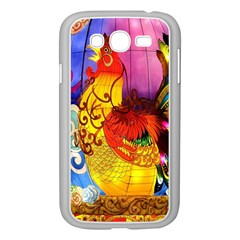 Chinese Zodiac Signs Samsung Galaxy Grand DUOS I9082 Case (White)