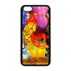 Chinese Zodiac Signs Apple iPhone 5C Seamless Case (Black)