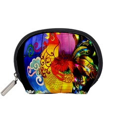 Chinese Zodiac Signs Accessory Pouches (Small)