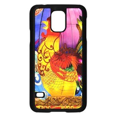 Chinese Zodiac Signs Samsung Galaxy S5 Case (Black)