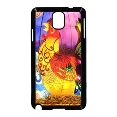 Chinese Zodiac Signs Samsung Galaxy Note 3 Neo Hardshell Case (Black)