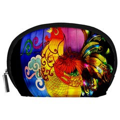 Chinese Zodiac Signs Accessory Pouches (Large)