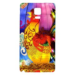 Chinese Zodiac Signs Galaxy Note 4 Back Case