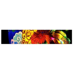 Chinese Zodiac Signs Flano Scarf (Small)