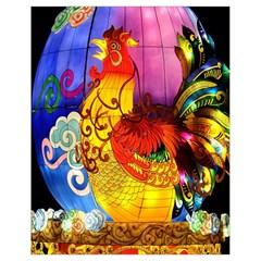 Chinese Zodiac Signs Drawstring Bag (small)