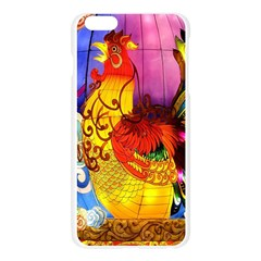 Chinese Zodiac Signs Apple Seamless iPhone 6 Plus/6S Plus Case (Transparent)