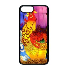 Chinese Zodiac Signs Apple iPhone 7 Plus Seamless Case (Black)
