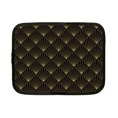 Abstract Stripes Pattern Netbook Case (small)
