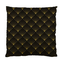 Abstract Stripes Pattern Standard Cushion Case (One Side)