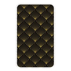 Abstract Stripes Pattern Memory Card Reader