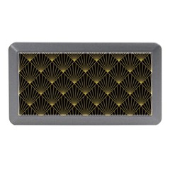 Abstract Stripes Pattern Memory Card Reader (Mini)