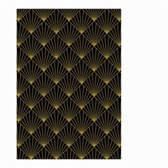 Abstract Stripes Pattern Small Garden Flag (Two Sides)