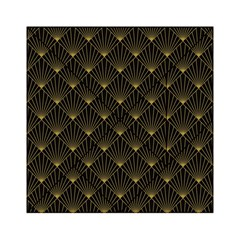 Abstract Stripes Pattern Acrylic Tangram Puzzle (6  x 6 )