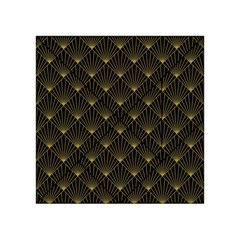 Abstract Stripes Pattern Acrylic Tangram Puzzle (4  x 4 )