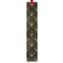 Abstract Stripes Pattern Large Book Marks