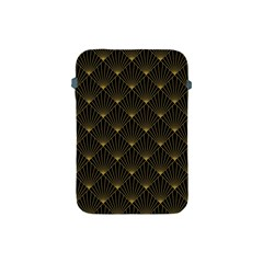 Abstract Stripes Pattern Apple iPad Mini Protective Soft Cases