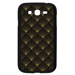 Abstract Stripes Pattern Samsung Galaxy Grand DUOS I9082 Case (Black)