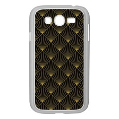 Abstract Stripes Pattern Samsung Galaxy Grand DUOS I9082 Case (White)