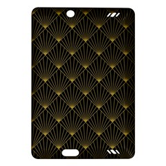 Abstract Stripes Pattern Amazon Kindle Fire HD (2013) Hardshell Case