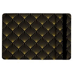 Abstract Stripes Pattern iPad Air Flip