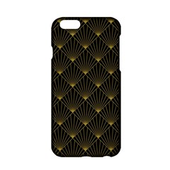 Abstract Stripes Pattern Apple Iphone 6/6s Hardshell Case