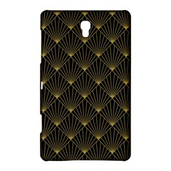 Abstract Stripes Pattern Samsung Galaxy Tab S (8.4 ) Hardshell Case