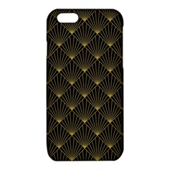 Abstract Stripes Pattern iPhone 6/6S TPU Case