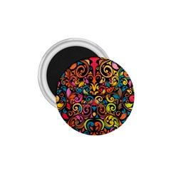 Art Traditional Pattern 1.75  Magnets