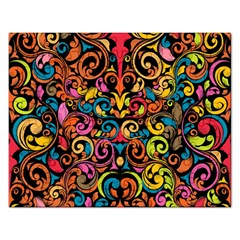 Art Traditional Pattern Rectangular Jigsaw Puzzl