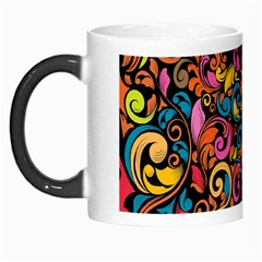 Art Traditional Pattern Morph Mugs