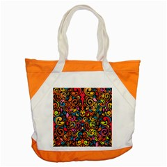 Art Traditional Pattern Accent Tote Bag