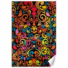 Art Traditional Pattern Canvas 20  x 30