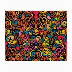 Art Traditional Pattern Small Glasses Cloth (2-Side)