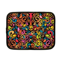 Art Traditional Pattern Netbook Case (Small)