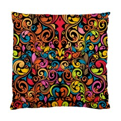 Art Traditional Pattern Standard Cushion Case (One Side)