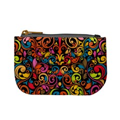 Art Traditional Pattern Mini Coin Purses