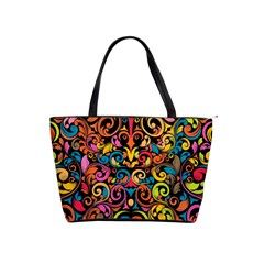 Art Traditional Pattern Shoulder Handbags