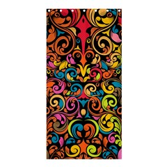 Art Traditional Pattern Shower Curtain 36  x 72  (Stall)