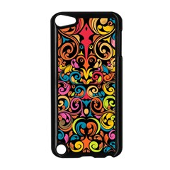 Art Traditional Pattern Apple iPod Touch 5 Case (Black)