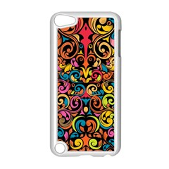 Art Traditional Pattern Apple iPod Touch 5 Case (White)