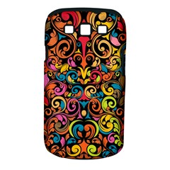 Art Traditional Pattern Samsung Galaxy S III Classic Hardshell Case (PC+Silicone)