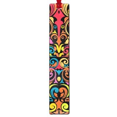Art Traditional Pattern Large Book Marks