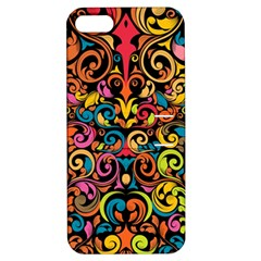 Art Traditional Pattern Apple iPhone 5 Hardshell Case with Stand