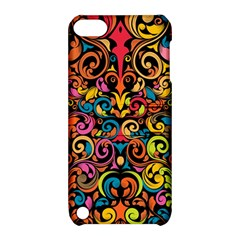 Art Traditional Pattern Apple iPod Touch 5 Hardshell Case with Stand