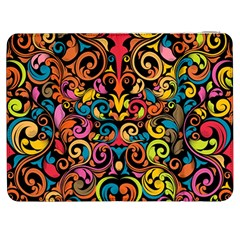 Art Traditional Pattern Samsung Galaxy Tab 7  P1000 Flip Case