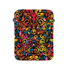 Art Traditional Pattern Apple iPad 2/3/4 Protective Soft Cases