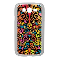 Art Traditional Pattern Samsung Galaxy Grand DUOS I9082 Case (White)
