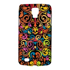 Art Traditional Pattern Galaxy S4 Active